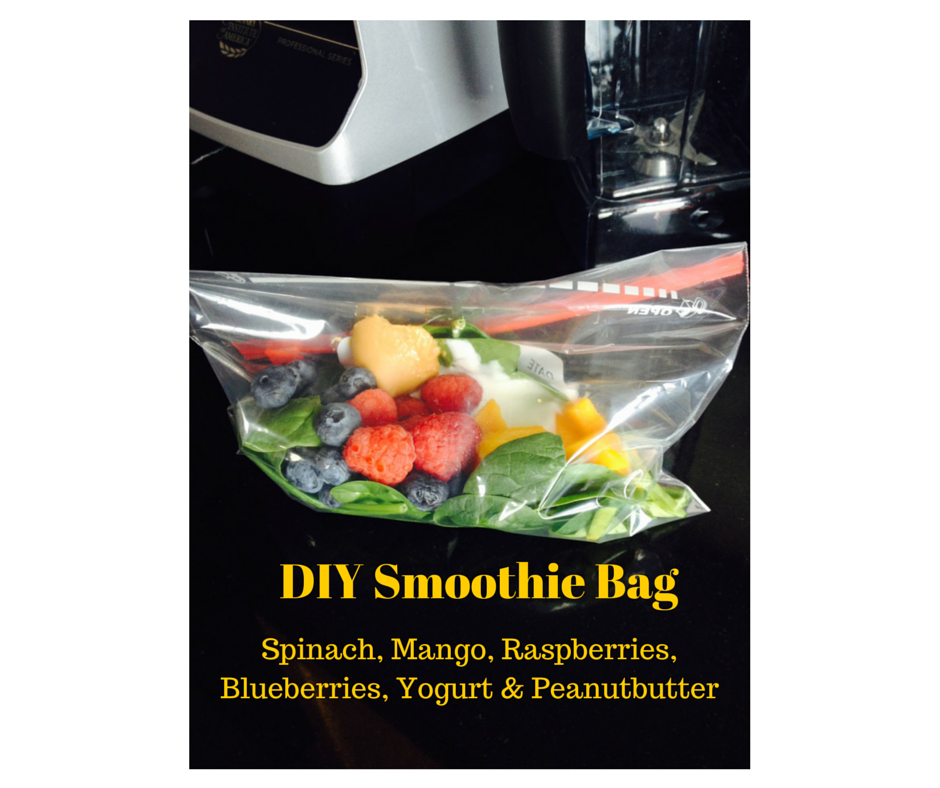 DIY Smoothie Bag