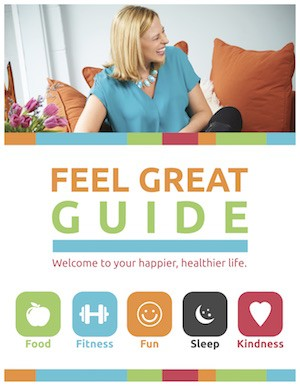 Rebecca Scritchfield's Feel Great Guide