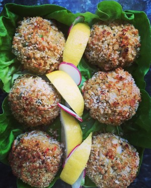 Recipe Oven Baked Crab Cakes Anyone Can Make Rebecca