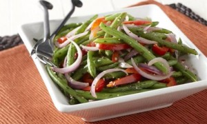 Mazola marinated veggies