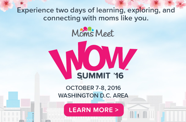 Mom's Meet Wow Summit Logo
